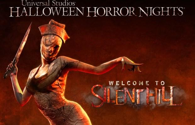 Halloween Horror Nights Silent Hill