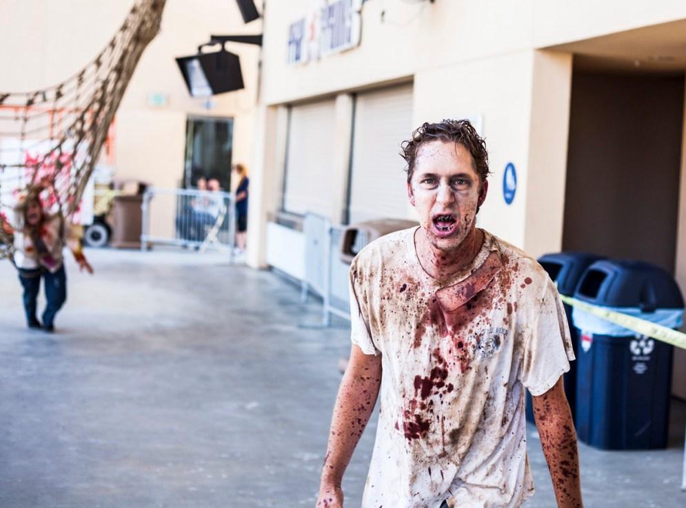 Yelling Zombie