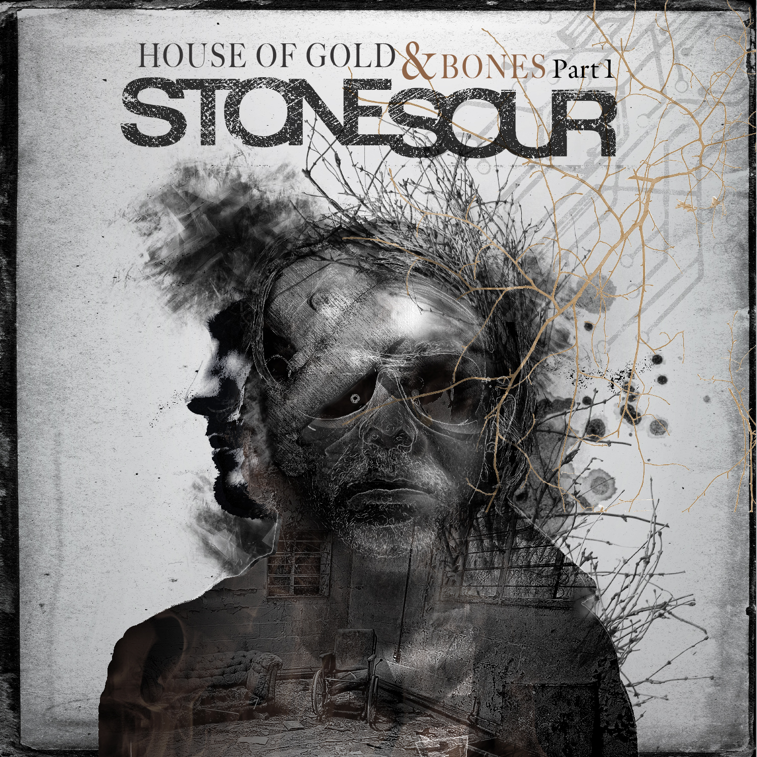 Az alapok lefektetve - Stone Sour - House of Gold and Bones - Part 1 (2012)