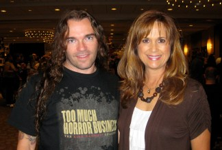 3 Jeremy Wagner & Dana Kimmell from Friday the 13th Part 3