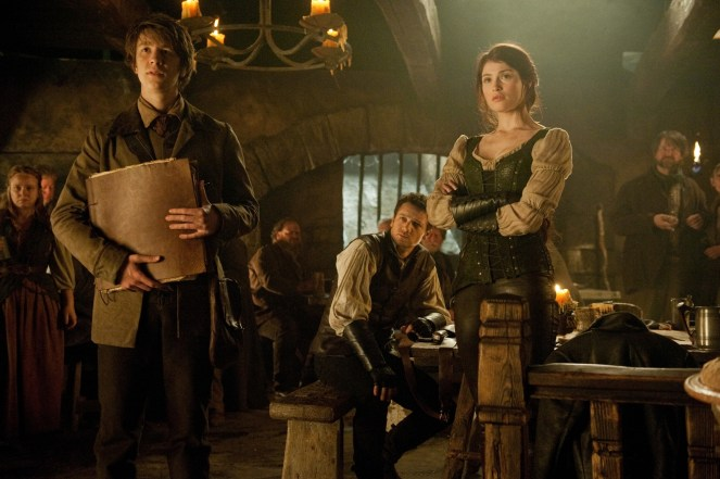 1-Hansel and Gretel Witch Hunters