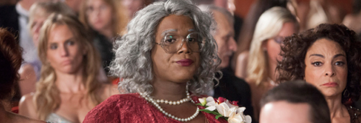 Even Madea Doesn T Like What She Sees From Scary Movie 5 Bloody Disgusting
