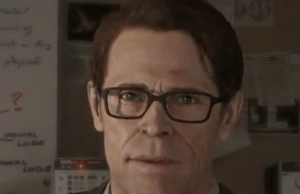 Beyond Two Souls Willem Dafoe