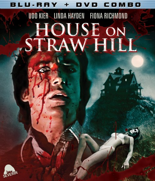 House on Straw Hill Blu Keyart