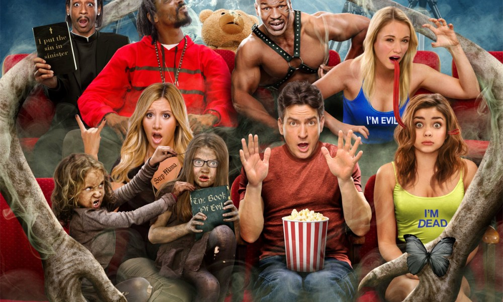 Dimension Releases Super Lame Version Of Scary Movie 5 Poster Pimps Newly Added Spoofs Bloody Disgusting