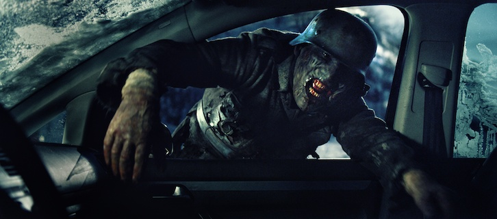 Fresh Nazi Zombies In These Dead Snow 2 Pics Bloody