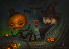 halloween_love_by_liransz-d5jo357