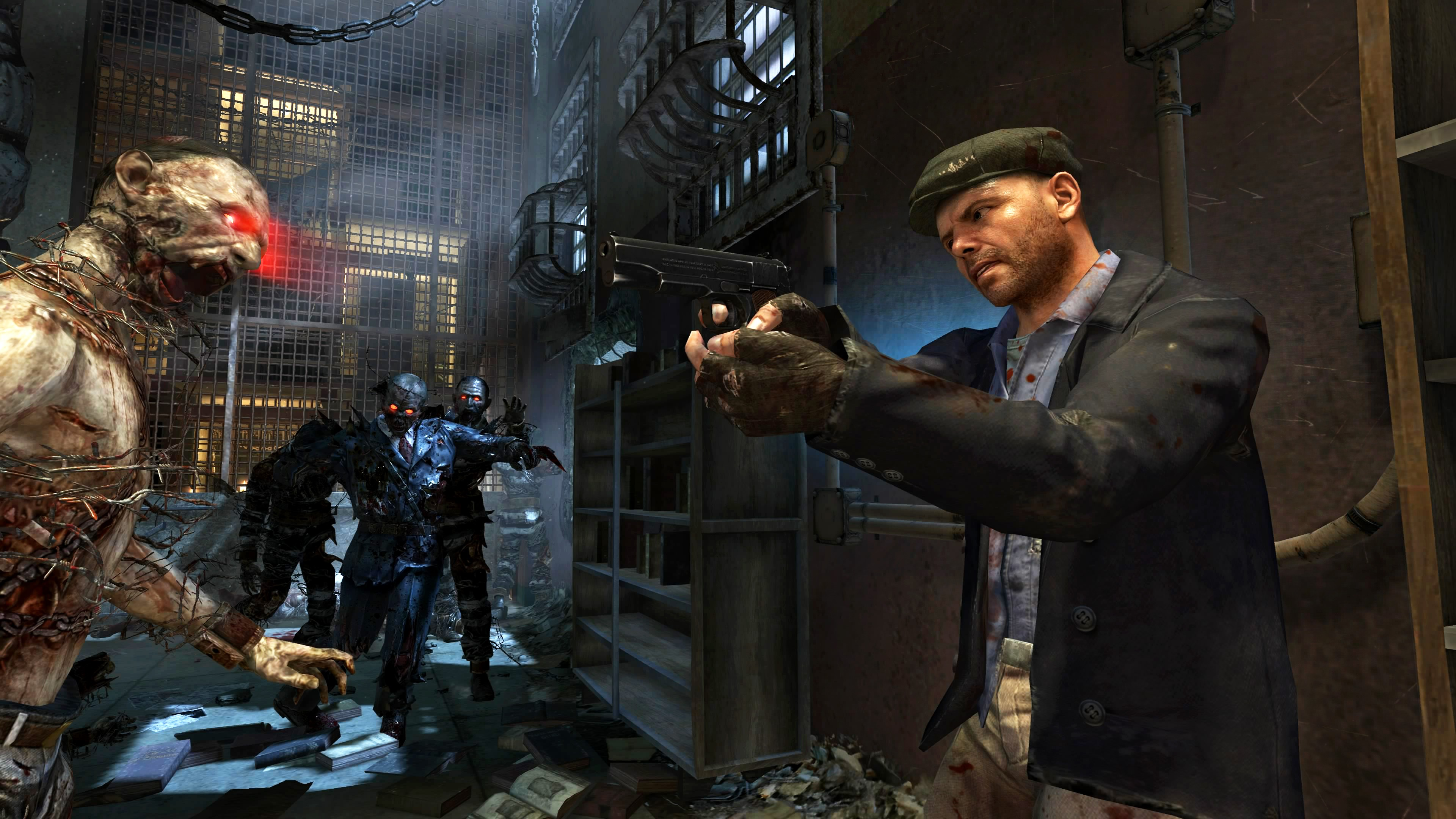 call of duty black ops 2 uprising zombies