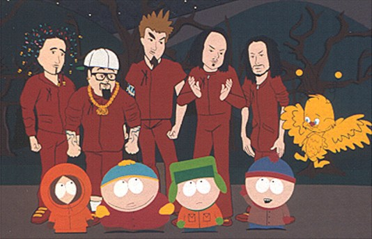 korn-on-south-park