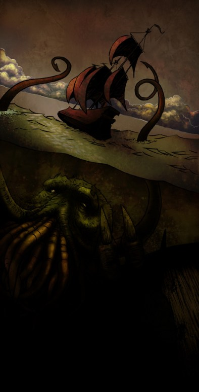cthulhu_kraken_awakes_by_mygrimmbrother-d4mggje