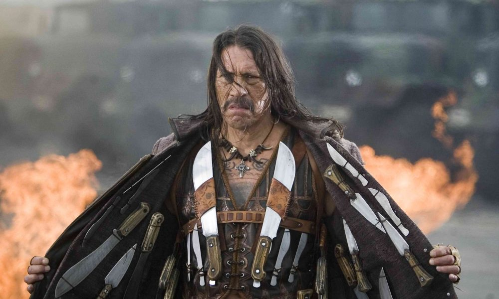 The Most Badass Roles of Danny Trejo!