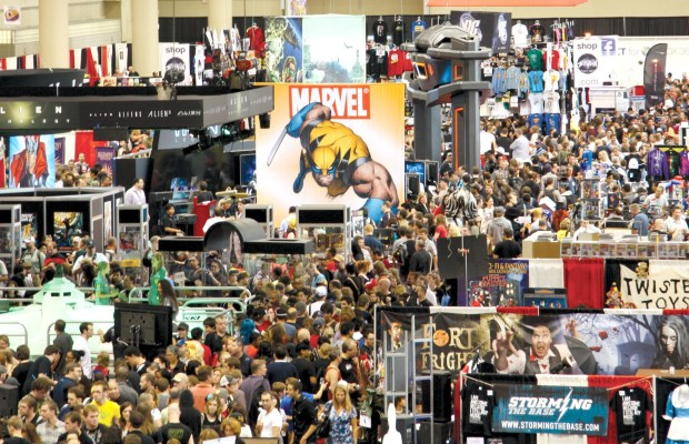Fan Expo Canada_CROWD