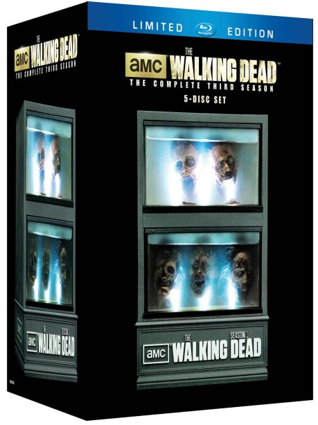 WALKING DEAD SS3 LTD BOX 3d