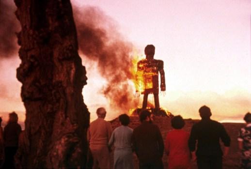 Robin HardyÕs THE WICKER MAN (1973). Courtesy: Rialto Pictures/ Studiocanal
