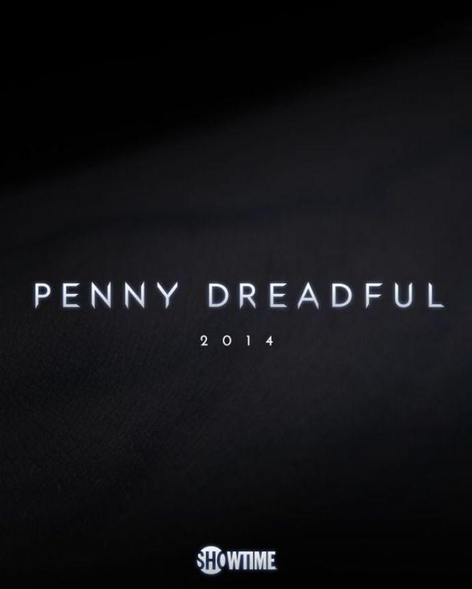 "Irish On Trump Isn T It Just Dreadful: [TV] It's Just The Logo For Showtime's ""Penny Dreadful"