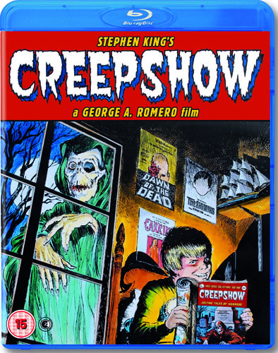 Blu Ray Review Creepshow People Under The Stairs The Fury