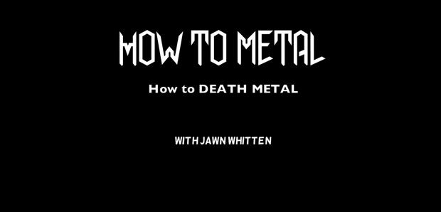 howtodeathmetalbanner