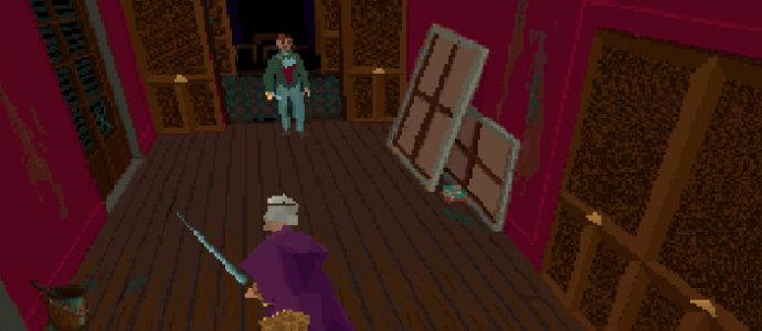 Ghosts Of Gaming Past A Review Of Alone In The Dark 2 Bloody