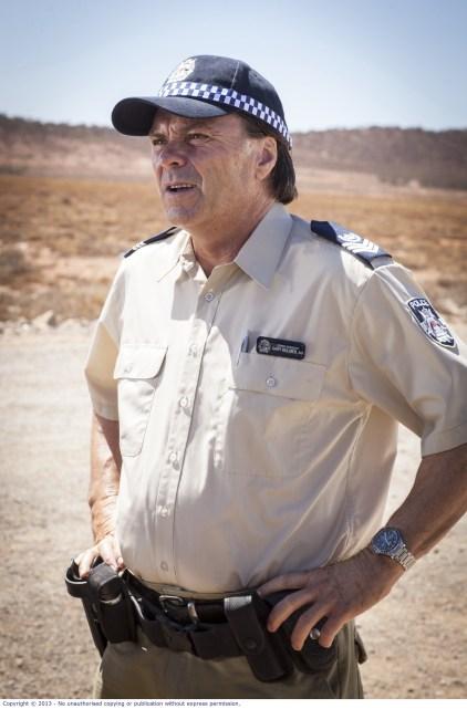WolfCreek2_Shane Connor as local policeman