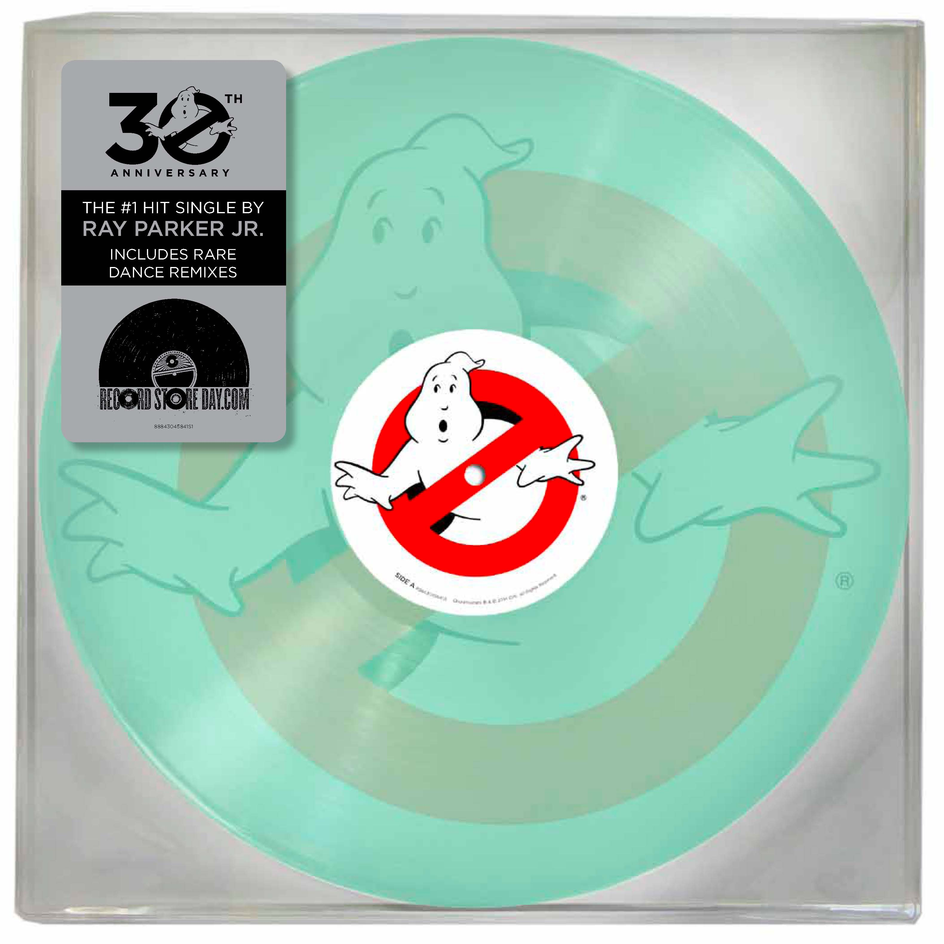 Record Store Day Ghostbusters Theme Gets Super Cool