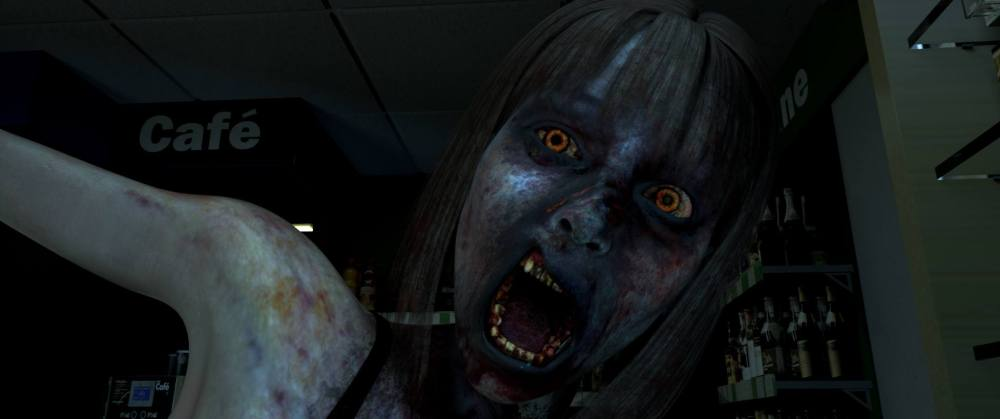 Night of the Living Dead- Origins 3D