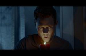 Shane-Candle