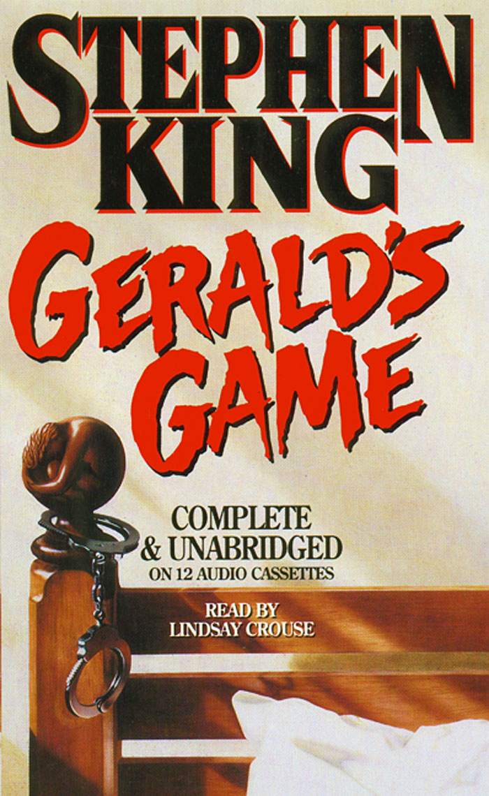 stephen king has seen netflixs geralds game