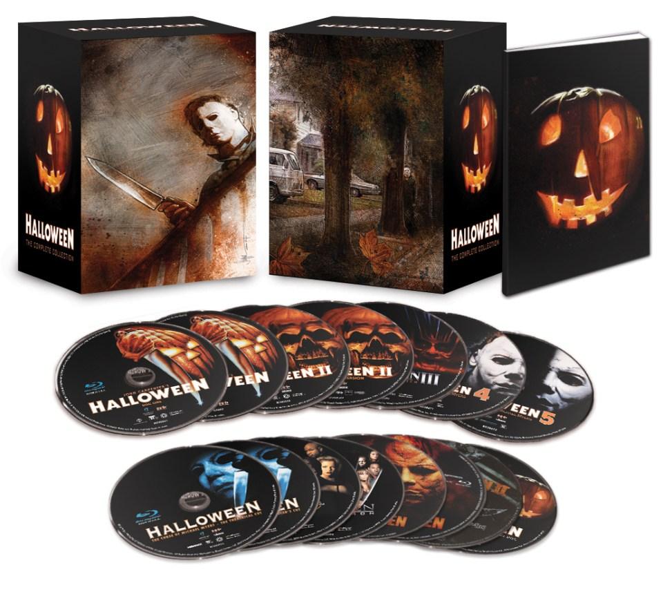 Halloween box set HD