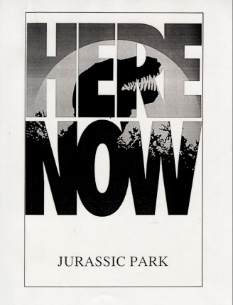 John Alvin - Jurassic Park poster - 5