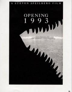 John Alvin - Jurassic Park poster - 9