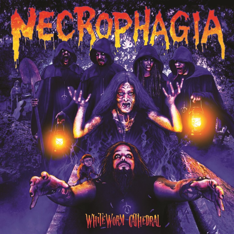 Necrophagia-Whiteworm Cathedral-Digipak cover-High res-300dpi-CMYK