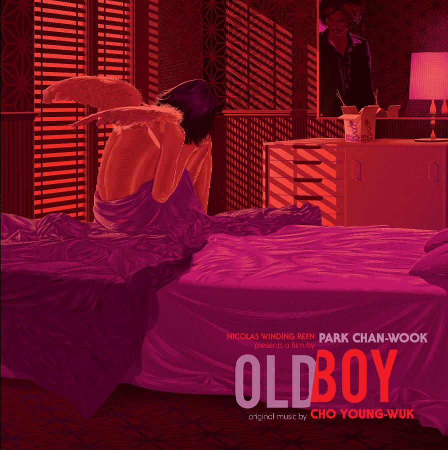 Oldboy Soundtrack Coming To Vinyl Produced By Nicolas