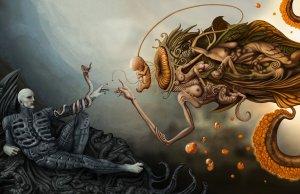 Prometheus-Art