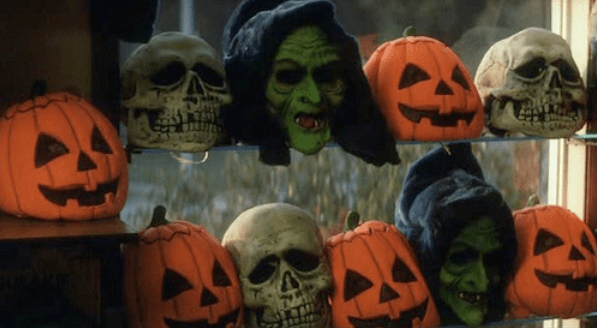 halloween 3 masks - Halloween 3 Season Of The Witch Remake