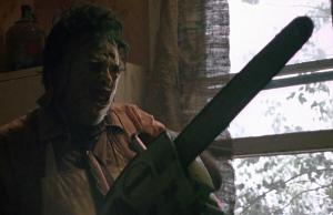 Leatherface HD Desktop Background