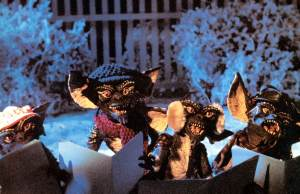 Gremlins (1984)Directed by Joe DanteShown: Gremlins
