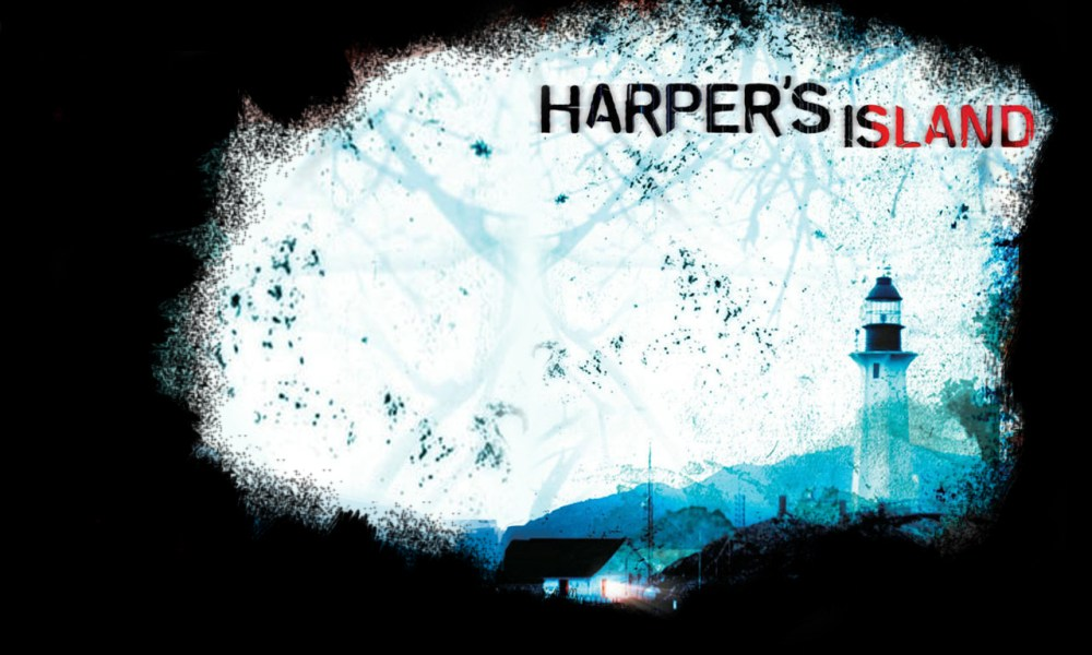 Netflix Roulette Harper S Island A Fun Take On Agatha