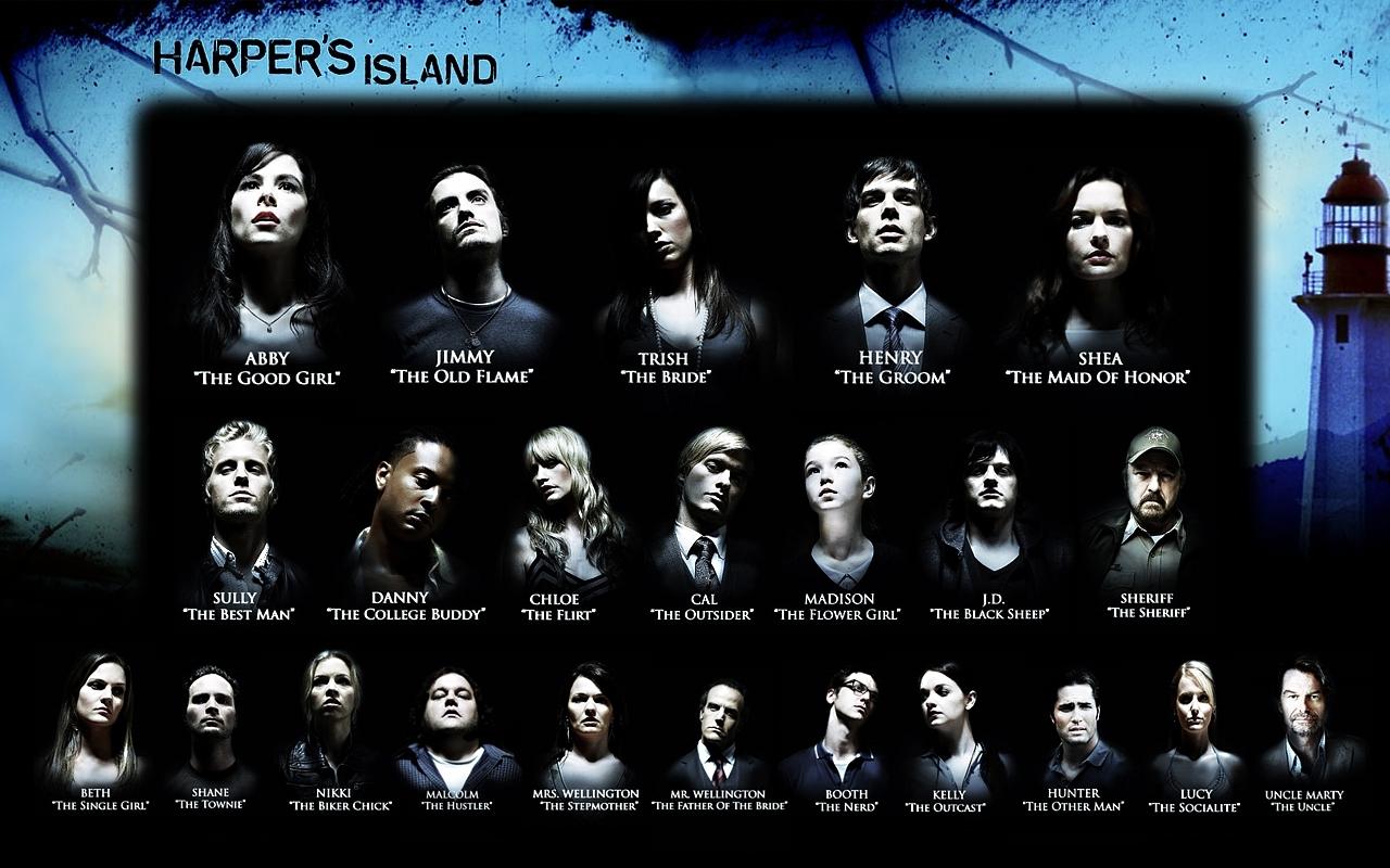 Harper S Island Tv Show