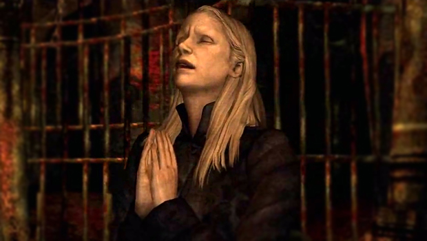 claudia silent hill 2 movie