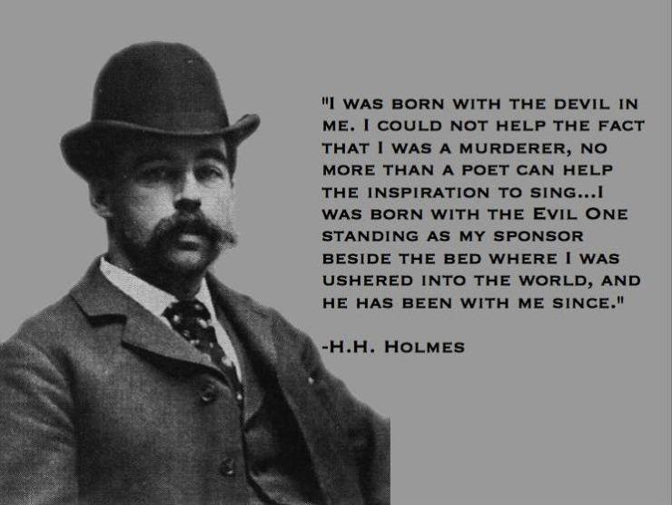 Is H.H. Holmes the Inspiration Behind American Horror