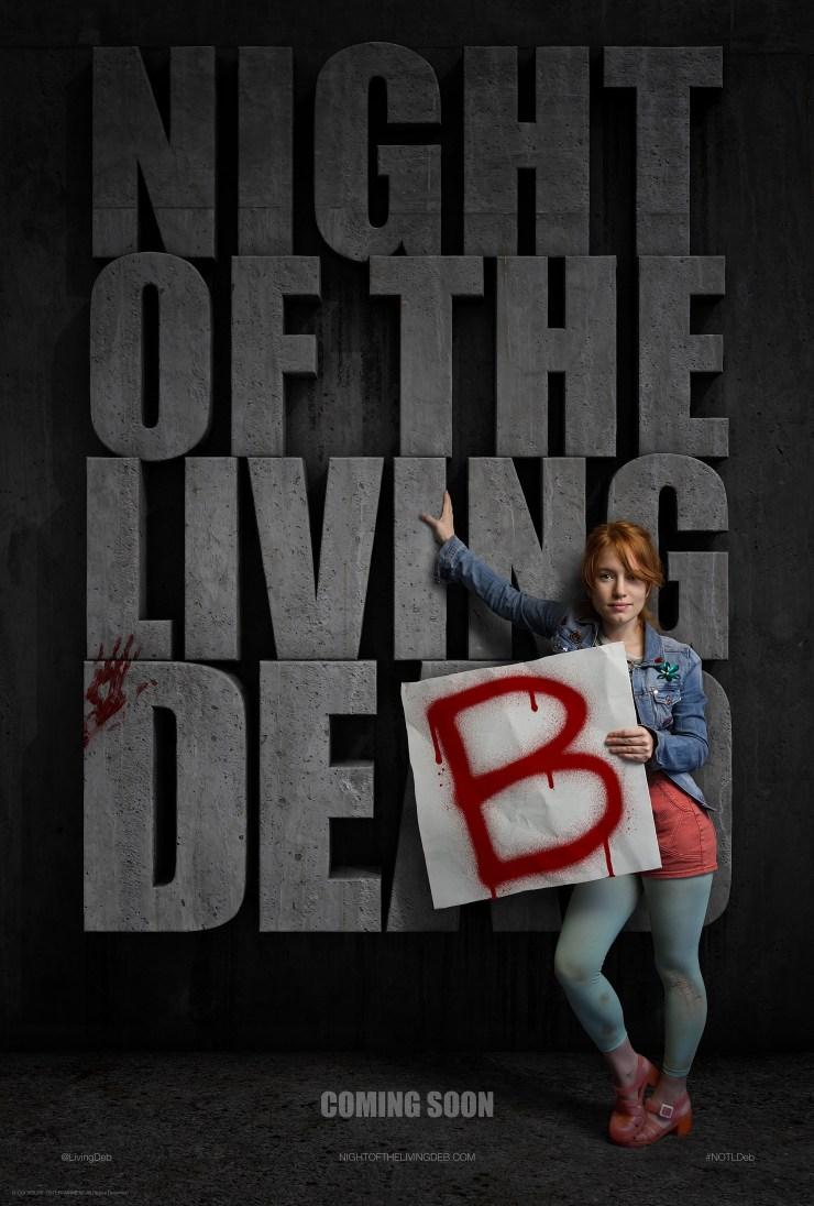Night of the Living Deb
