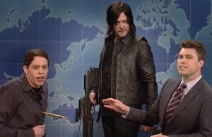 SNL's The Walking Dead skit