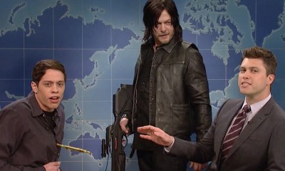 SNL's The Walking Dead skit