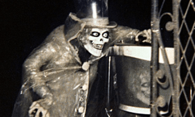 Disneyland Haunted Mansion Hatbox Ghost