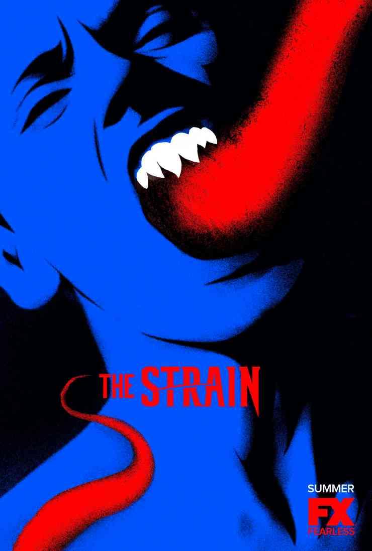 The Strain, image via FX