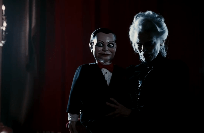 James Wan S Dead Silence Finally Coming To Blu Ray