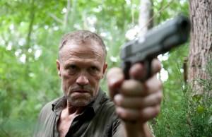 Merle Dixon (Michael Rooker) - The Walking Dead - Season 3, Episode 6 - Photo Credit: Gene Page/AMC