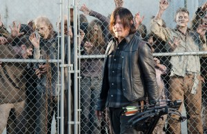 Norman Reedus as Daryl Dixon - The Walking Dead _ Season 5, Episode 16 - Photo Credit: Gene Page/AMC