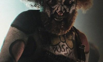 David Ury as Schizo-Head! in Rob Zombie's 31