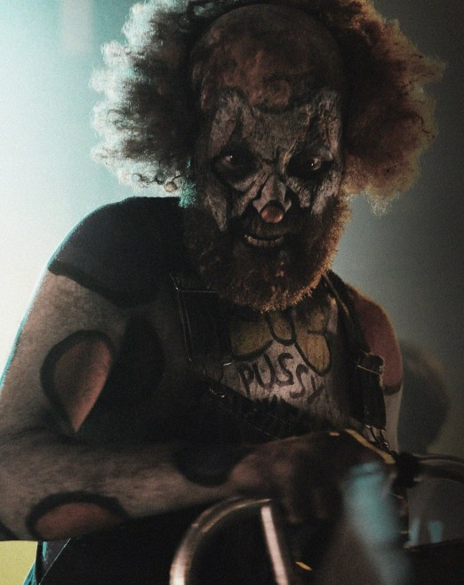 David Ury as Schizo-Head! in Rob Zombie's 31